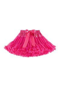 LaVashka Spódnica 2 M Różowy Regular Fit. Kolor: różowy