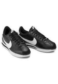 Czarne półbuty Nike z cholewką, na co dzień, casualowe