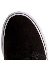 Tenisówki DC - Trase Tx ADYS300126 Black/White (BKW). Okazja: na co dzień. Kolor: czarny. Materiał: materiał. Szerokość cholewki: normalna. Styl: casual #5