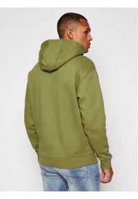 Kappa Bluza Hilman 308051 Zielony Regular Fit. Kolor: zielony
