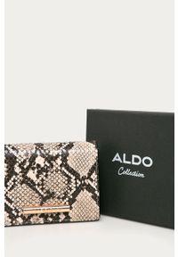 Brązowy portfel Aldo