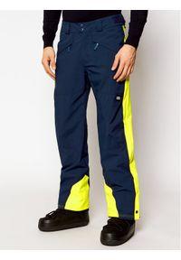Niebieskie spodnie sportowe O'Neill narciarskie