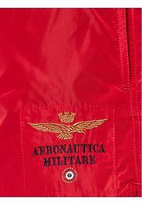 Aeronautica Militare Szorty kąpielowe 211BW176CT1537 Czerwony Regular Fit. Kolor: czerwony