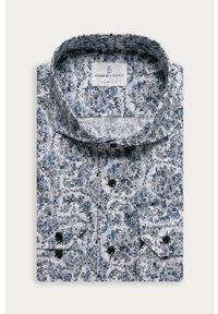 Wielokolorowa koszula Emanuel Berg casualowa, na co dzień