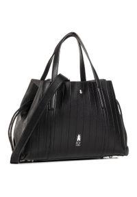 Czarna torebka klasyczna Fly London klasyczna