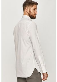 Biała koszula Polo Ralph Lauren elegancka, polo, długa