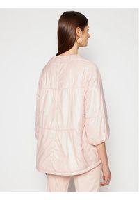 Marella Kurtka puchowa Carello 34810115 Różowy Regular Fit. Kolor: różowy. Materiał: puch
