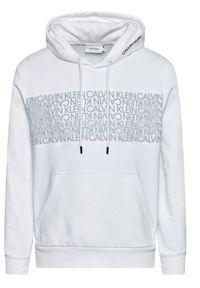 Biała bluza Calvin Klein