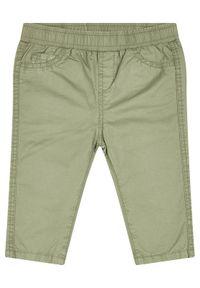 Zielone spodnie Primigi