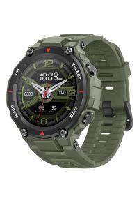 Smartwatch AMAZFIT T-Rex Zielony. Rodzaj zegarka: smartwatch. Kolor: zielony