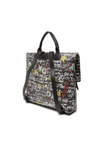 DKNY Plecak Tilly Backpack R84KD350 Kolorowy. Wzór: kolorowy