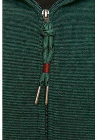 medicine - Medicine - Bluza Basic. Okazja: na co dzień. Typ kołnierza: kaptur. Kolor: zielony. Styl: casual