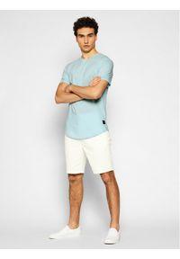 Only & Sons - ONLY & SONS T-Shirt Matt 22002973 Niebieski Regular Fit. Kolor: niebieski #2