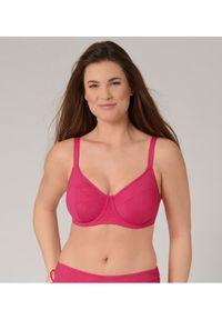 Różowe góra bikini Triumph