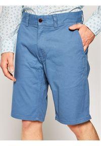 Niebieskie szorty Tommy Jeans