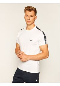 Biały t-shirt Emporio Armani Underwear