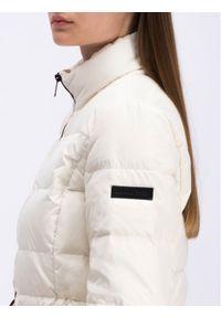 Biała kurtka puchowa Michael Kors