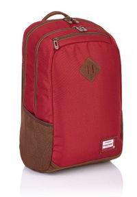 Czerwony plecak ASTRA