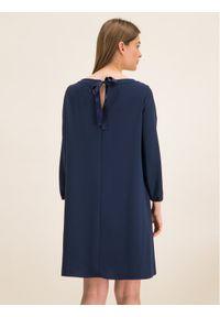 iBlues Sukienka koktajlowa 72262796 Regular Fit. Kolor: niebieski. Styl: wizytowy #4