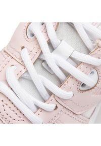 Różowe buty sportowe Bikkembergs