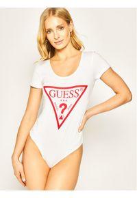 Biała bluzka body Guess