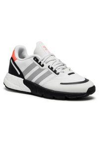 Adidas - adidas Buty Zx 1K Boost FY5648 Biały. Kolor: biały. Model: Adidas ZX