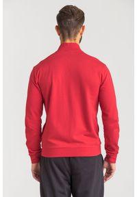 Bluza EA7 Emporio Armani klasyczna, ze stójką