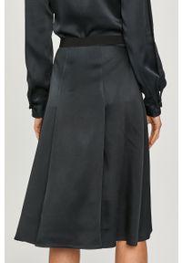 Niebieska spódnica Liviana Conti z podwyższonym stanem, na co dzień, gładkie