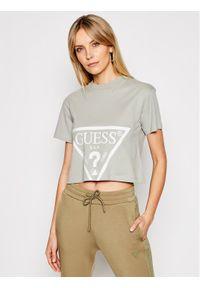 Guess T-Shirt O1GA21 K8HM0 Szary Regular Fit. Kolor: szary