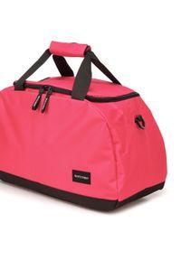 Różowa torba podróżna Wittchen sportowa
