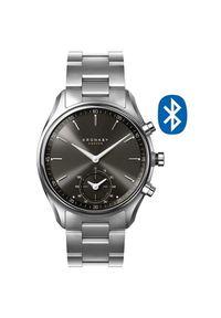Kronaby Połączony wodoodporny zegarek A1000-0720 szekli. Styl: retro
