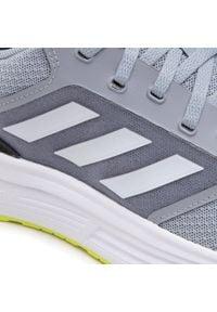 Adidas - Buty adidas - Galaxy 5 FY6720 Halfsil/Ftwwht/Cblack. Zapięcie: sznurówki. Kolor: szary. Materiał: materiał. Szerokość cholewki: normalna. Model: Adidas Cloudfoam. Sport: bieganie