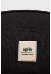 Lefrik - Kosmetyczka. Kolor: czarny. Materiał: poliester