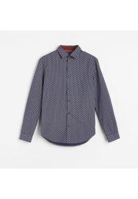 Niebieska koszula Reserved
