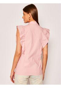 Różowa koszula Marella
