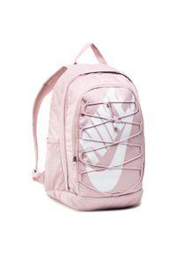 Fioletowy plecak Nike