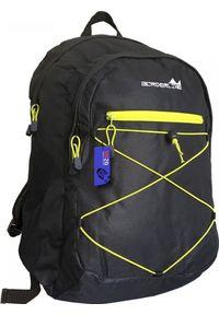 Adleys Duży plecak miejski szkolny wycieczkowy BP194 L PLAIN. Styl: wakacyjny