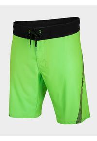 Zielone szorty 4f na plażę