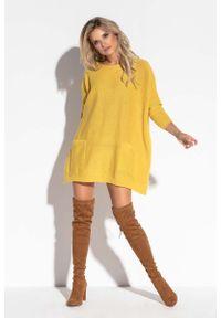 Żółta bluzka Fobya
