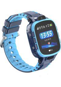 Smartwatch CALMEAN Active Niebieski. Rodzaj zegarka: smartwatch. Kolor: niebieski