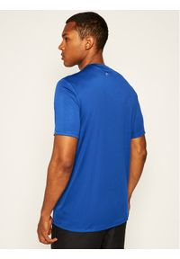 Niebieska koszulka sportowa Head