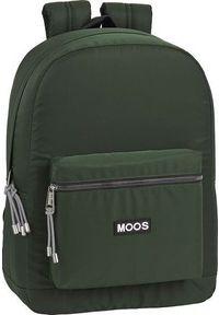 Plecak Moos Plecak na Laptopa Moos 15,6'' Khaki. Kolor: brązowy
