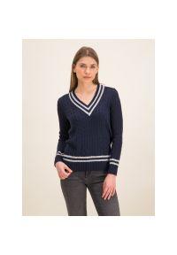 Niebieski sweter Lauren Ralph Lauren
