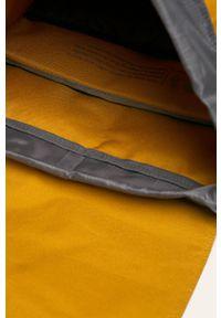 Żółty plecak Lefrik w paski