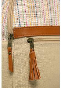 Roxy - Plecak. Kolor: beżowy