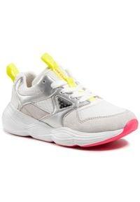Geox Sneakersy J Bubblex G. B J04CNB 01422 C0007 D Biały. Kolor: biały