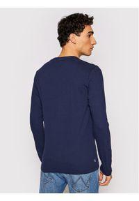 Superdry Longsleeve Vintage M6010119A Granatowy Regular Fit. Kolor: niebieski. Długość rękawa: długi rękaw. Styl: vintage #2