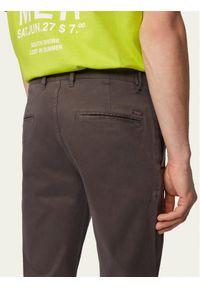 BOSS - Boss Chinosy Schino 50379154 Zielony Regular Fit. Kolor: zielony. Materiał: materiał