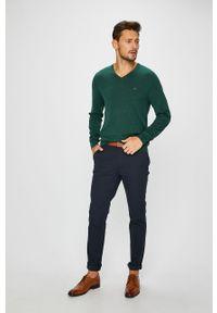 Niebieskie spodnie Selected