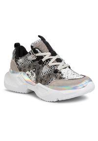 Szare buty sportowe SuperTrash